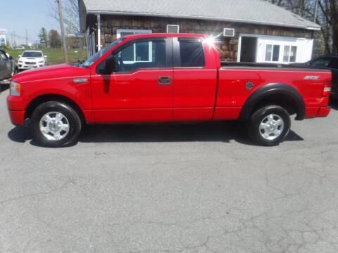 2006 Ford F-150 for sale at Trade Zone Auto Sales in Hampton NJ