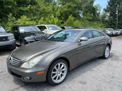 2006 Mercedes-Benz CLS for sale at Car Online in Roswell GA