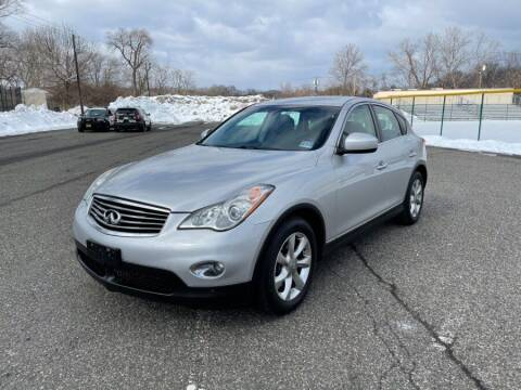 2008 Infiniti EX35 for sale at Cars With Deals in Lyndhurst NJ