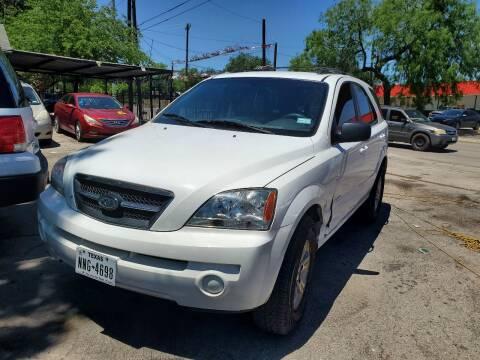 2005 Kia Sorento for sale at C.J. AUTO SALES llc. in San Antonio TX