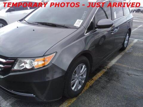 2016 Honda Odyssey for sale at Auto Finance of Raleigh in Raleigh NC
