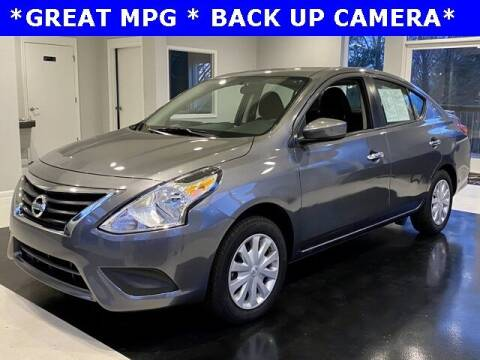2019 Nissan Versa for sale at Ron's Automotive in Manchester MD