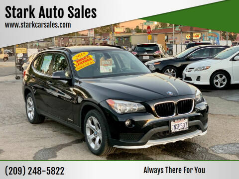 2015 BMW X1 for sale at Stark Auto Sales in Modesto CA
