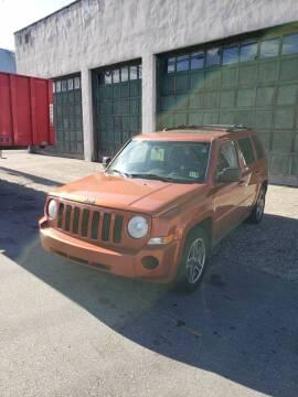 2010 Jeep Patriot for sale at O A Auto Sale in Paterson NJ