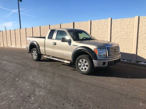 2010 Ford F-150 for sale at Prime Auto Sales in Rogers MN