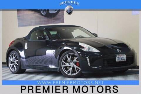 2014 Nissan 370Z for sale at Premier Motors in Hayward CA