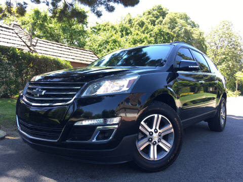 2016 Chevrolet Traverse for sale at Valley Coach Co Sales & Lsng in Van Nuys CA
