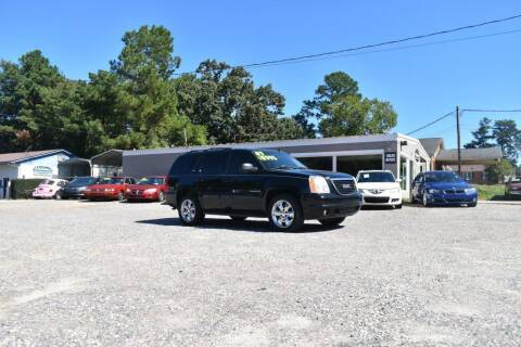 2007 GMC Yukon for sale at Barrett Auto Sales in North Augusta SC