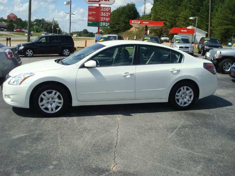 2011 Nissan Altima for sale at Mike Lipscomb Auto Sales in Anniston AL