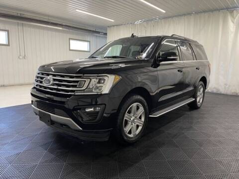 2018 Ford Expedition for sale at Monster Motors in Michigan Center MI