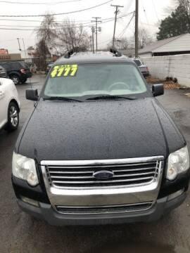 2006 Ford Explorer for sale at Al's Linc Merc Inc. in Garden City MI