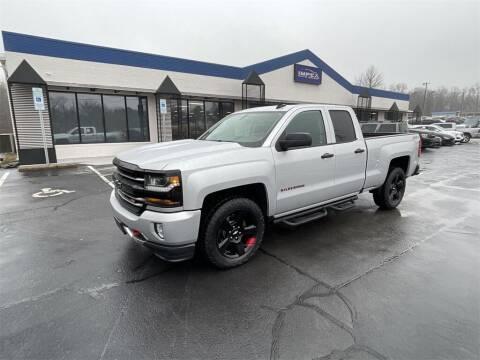 2017 Chevrolet Silverado 1500 for sale at Impex Auto Sales in Greensboro NC
