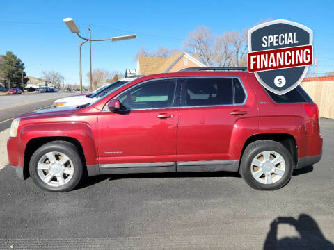 2011 GMC Terrain for sale at Truck 'N Auto Brokers in Pocatello ID