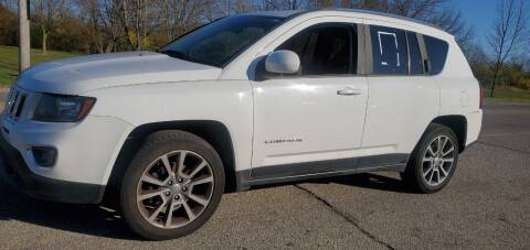 2014 Jeep Compass for sale at Superior Auto Sales in Miamisburg OH