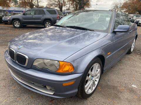 2003 BMW 3 Series for sale at Atlantic Auto Sales in Garner NC
