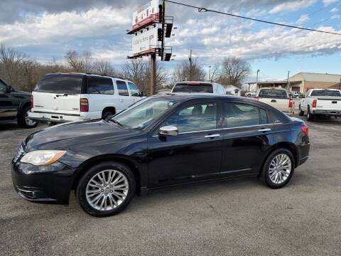 2011 Chrysler 200 for sale at Aaron's Auto Sales in Poplar Bluff MO