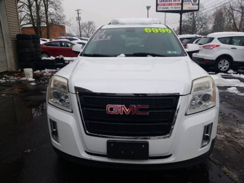 2011 GMC Terrain for sale at Roy's Auto Sales in Harrisburg PA