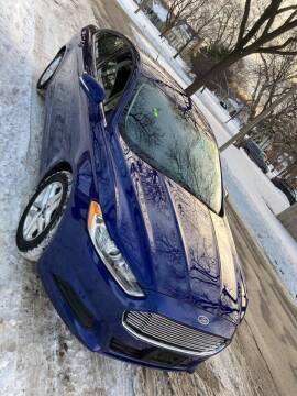 2013 Ford Fusion for sale at Square Business Automotive in Milwaukee WI