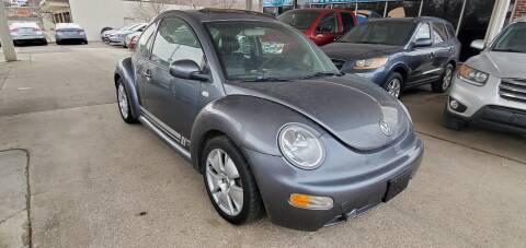 2003 Volkswagen New Beetle for sale at Divine Auto Sales LLC in Omaha NE