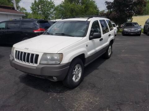 2004 Jeep Grand Cherokee for sale at Nonstop Motors in Indianapolis IN