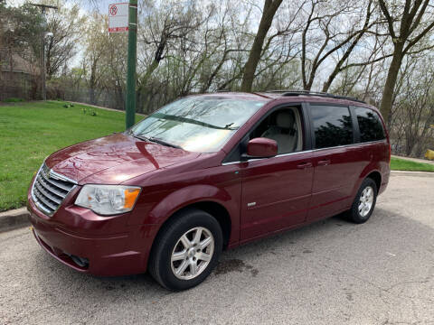 2008 Chrysler Town and Country for sale at Buy A Car in Chicago IL