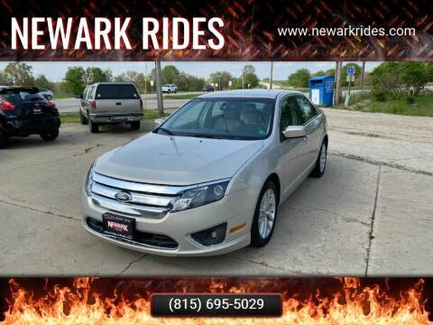 2010 Ford Fusion for sale at Newark Rides in Newark IL