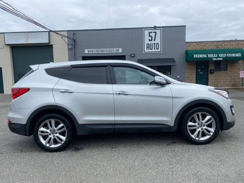 2013 Hyundai Santa Fe Sport for sale at 57 AUTO in Feeding Hills MA