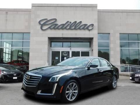 2019 Cadillac CTS for sale at Radley Cadillac in Fredericksburg VA