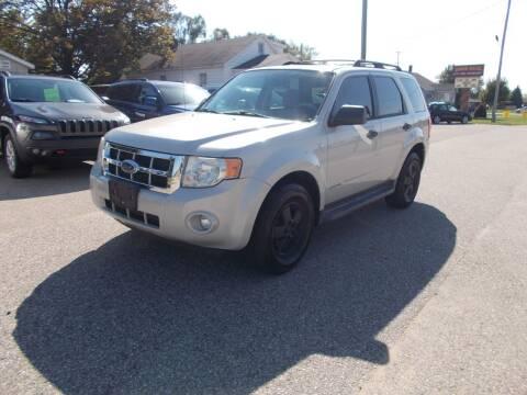 2008 Ford Escape for sale at Jenison Auto Sales in Jenison MI