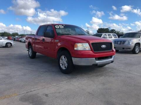 2005 Ford F-150 for sale at Brownsville Motor Company in Brownsville TX