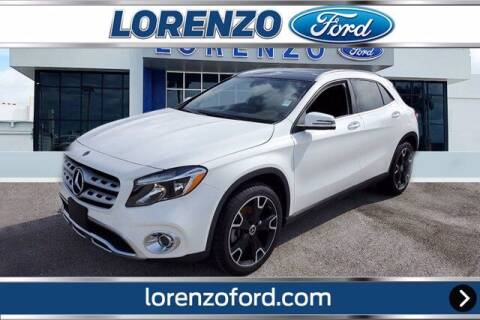 2020 Mercedes-Benz GLA for sale at Lorenzo Ford in Homestead FL