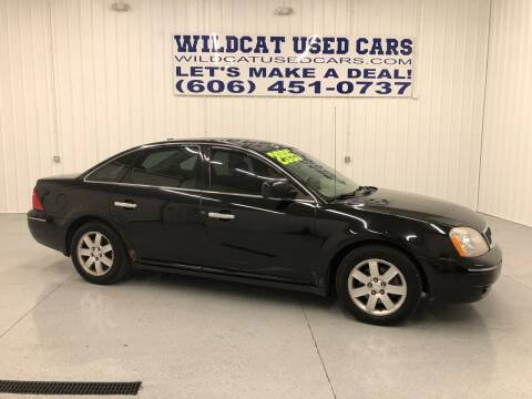 2007 Ford Five Hundred for sale at Wildcat Used Cars in Somerset KY