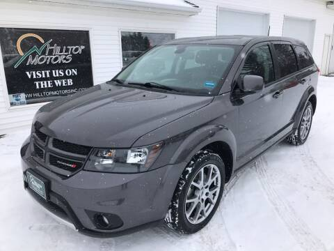 2019 Dodge Journey for sale at HILLTOP MOTORS INC in Caribou ME