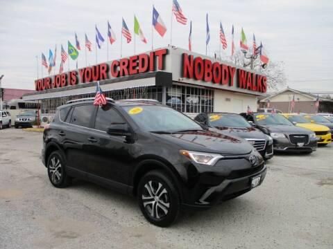 2016 Toyota RAV4 for sale at Giant Auto Mart 2 in Houston TX