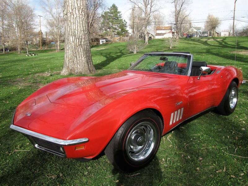 1969 Chevrolet Corvette for sale at Street Dreamz in Denver CO