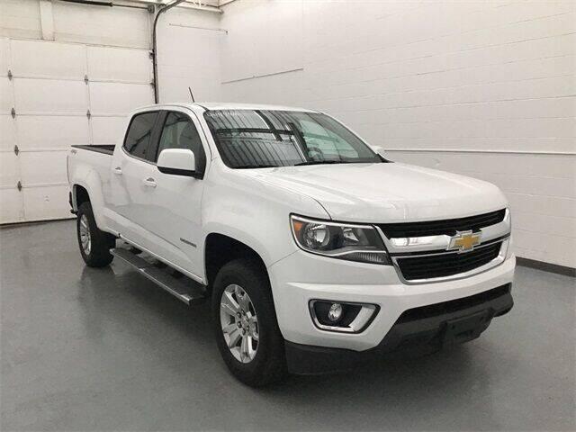 2018 Chevrolet Colorado for sale in Waterbury, CT