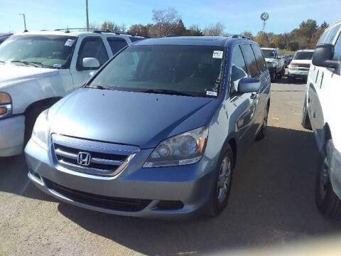 2007 Honda Odyssey for sale at 9-5 AUTO in Topeka KS