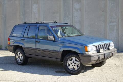 1994 Jeep Grand Cherokee for sale at Albo Auto in Palatine IL