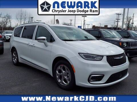 2021 Chrysler Pacifica Hybrid for sale at NEWARK CHRYSLER JEEP DODGE in Newark DE