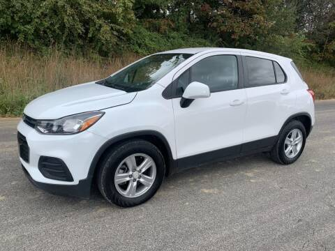 2019 Chevrolet Trax for sale at Drivers Choice Auto in New Salisbury IN