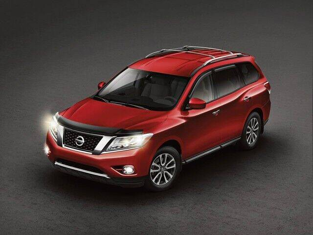 2016 Nissan Pathfinder for sale at BuyFromAndy.com at Hi Lo Auto Sales in Frederick MD