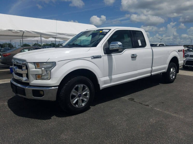 2016 Ford F-150 for sale at MG Auto Center LP in Lake Park FL