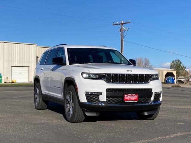 2021 Jeep Grand Cherokee L for sale in Casper, WY
