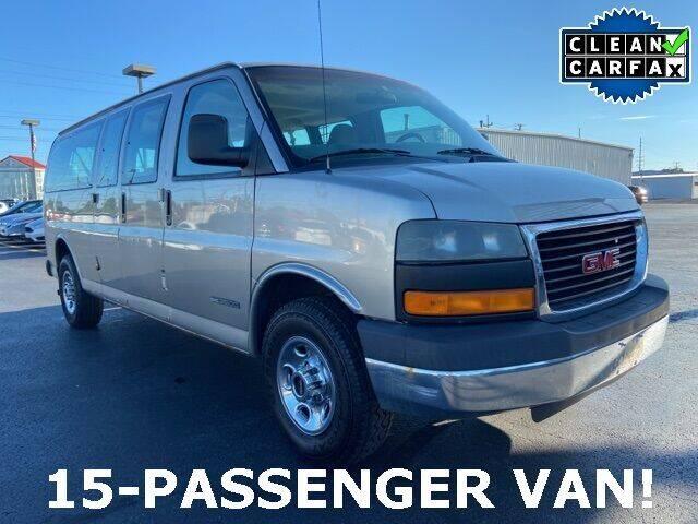 2003 GMC Savana Passenger for sale in Van Wert, OH