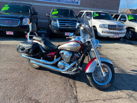 2009 Kawasaki Vulcan for sale at Brothers Auto Group in Youngstown OH