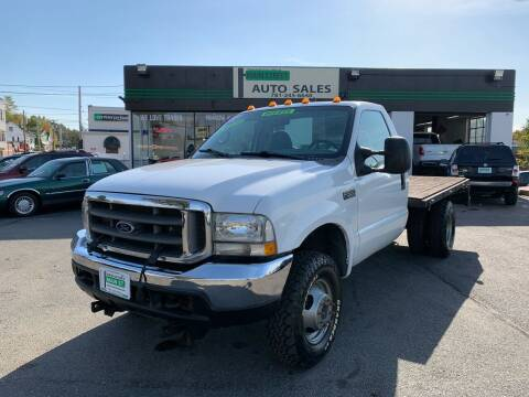 2002 Ford F-350 Super Duty for sale at Wakefield Auto Sales of Main Street Inc. in Wakefield MA