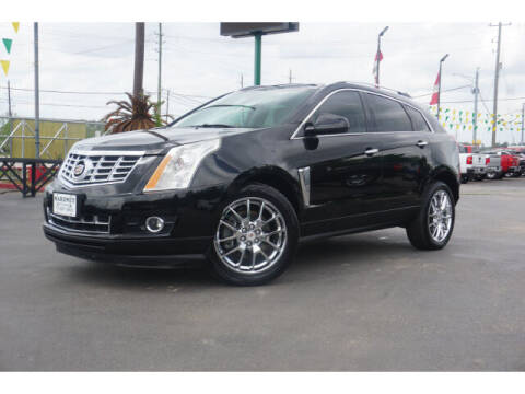 2014 Cadillac SRX for sale at Maroney Auto Sales in Humble TX