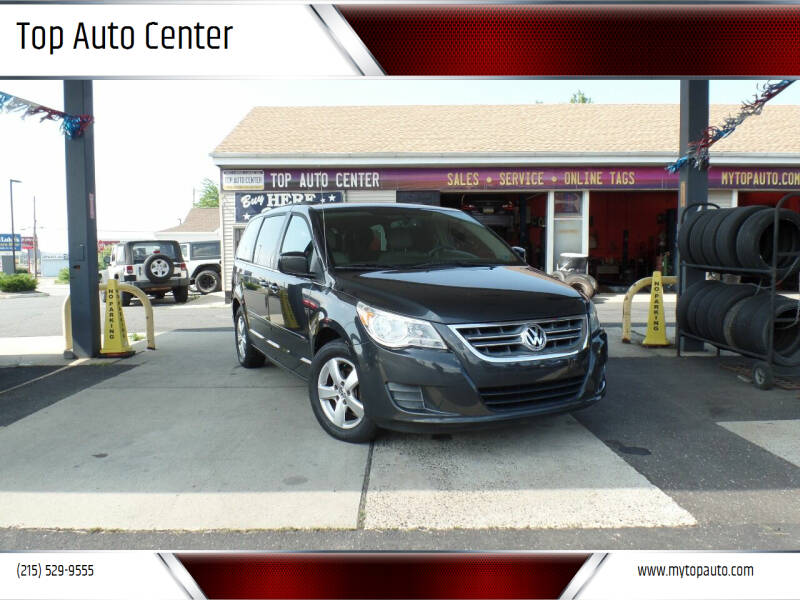 2011 Volkswagen Routan for sale at Top Auto Center in Quakertown PA