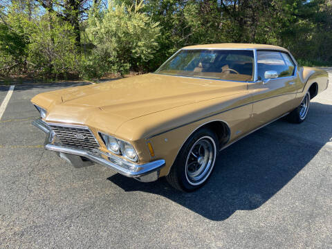 1972 Buick Riviera for sale at Clair Classics in Westford MA