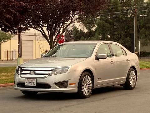 2010 Ford Fusion Hybrid for sale at AutoAffari LLC in Sacramento CA